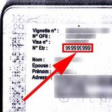 demarches administratives sejour etrangers naturalisation visas demande