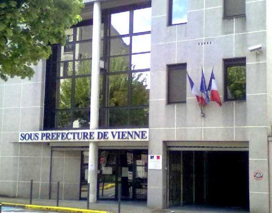Sous pr fecture de vienne sous pr fecture de vienne - Sous prefecture le raincy bureau des etrangers ...
