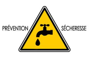 Placement département Isère en alerte sécheresse pour les eaux superficielles et souterraines